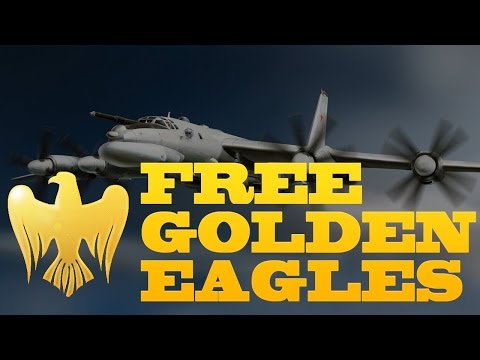 how to get golden eagles in war thunder pc