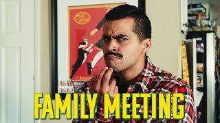 Family Meeting | David Lopez