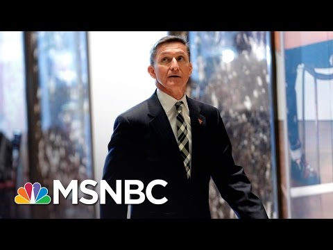 President Trump Blaming Obama For Michael Flynn A Flawed Argument   AM Joy   MSNBC