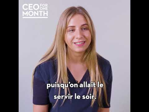 [One-to-One] Arielle Mimoun, CEO for One Month 2017 chez PwC