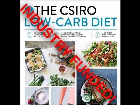 CSIRO Low Carb Diet Exposed!