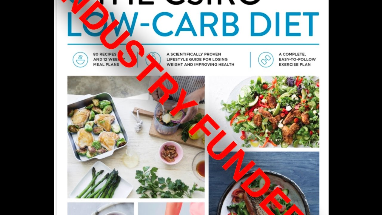 Csiro low carb diet exposed youtube csiro low carb diet exposed forumfinder Image collections
