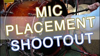Does Kick Mic Placement Really Matter? Sennheiser e902
