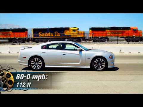 2012 Dodge Charger SRT8 - First Test