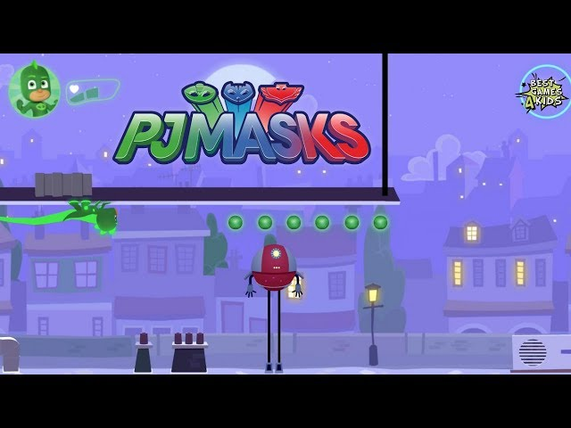 PJ Masks: Moonlight Heroes - Race across the rooftops | MORE VILLAINS By Entertainment One