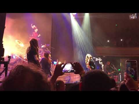 Morning Adjustment BLOG - Korn Performs For The First Time Since Death Of Frontman's Wife