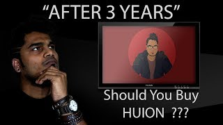 Huion GT 190 After 3 years Review Honest experience
