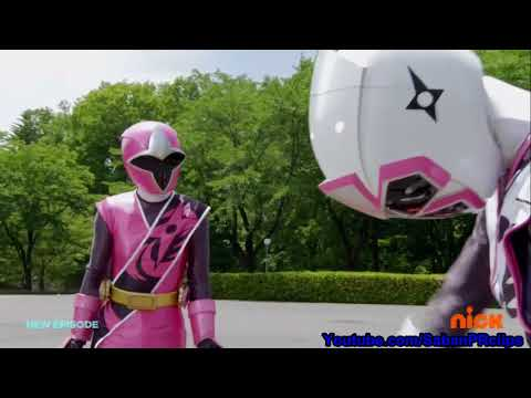 Power Rangers Super Ninja Steel Ep 5 -...