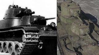 Танк Т-100 . Смк . КВ-1. Финская война.3ds Max