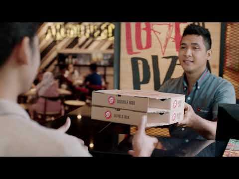Berbagi Kebersamaan Kini Lebih Hemat Dengan Double Box Pizza Hut