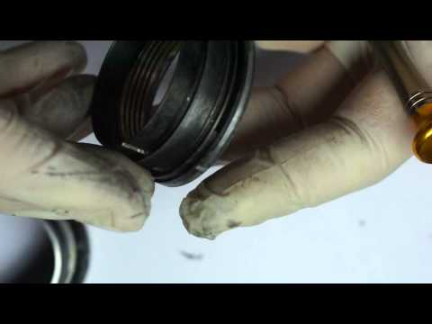 How to lubricate Jupiter-3 USSR lens