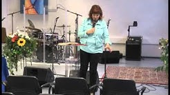 Merja Salminen Evankeliointikurssi