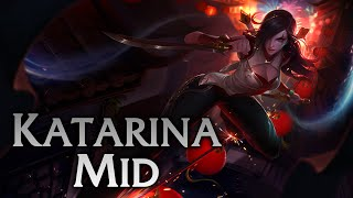 League of Legends | Warring Kingdoms Katarina Mid - Full Game Commentary