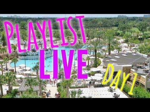PLAYLIST LIVE ORLANDO 2018 DAY 1 | Bryleigh Anne