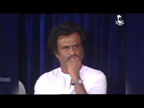 Legendary K.Balachander's speech at Annamalai's Audio Launch