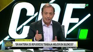 Marcelo Díaz sobre la UC: