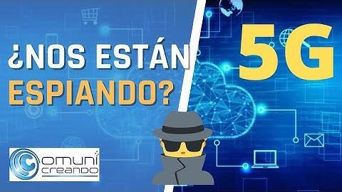TECNOLOGÍA 5G / CÓMO FUNCIONA / CELULARES E INTELIGENCIA ARTIFICIAL