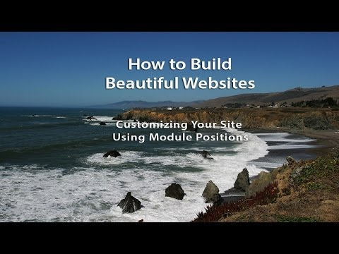 How To Build Beautiful Websites With Joomla And Rocket Theme Templates - Part 4