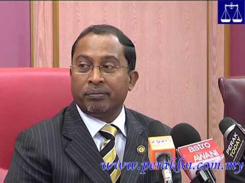 MB Perak Akan Rujuk Perdana Menteri Soal Perlantikan DR Mah Sebagai EXCO