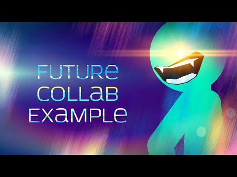 The Future Collab Full Example (Animation By Romelution) HD