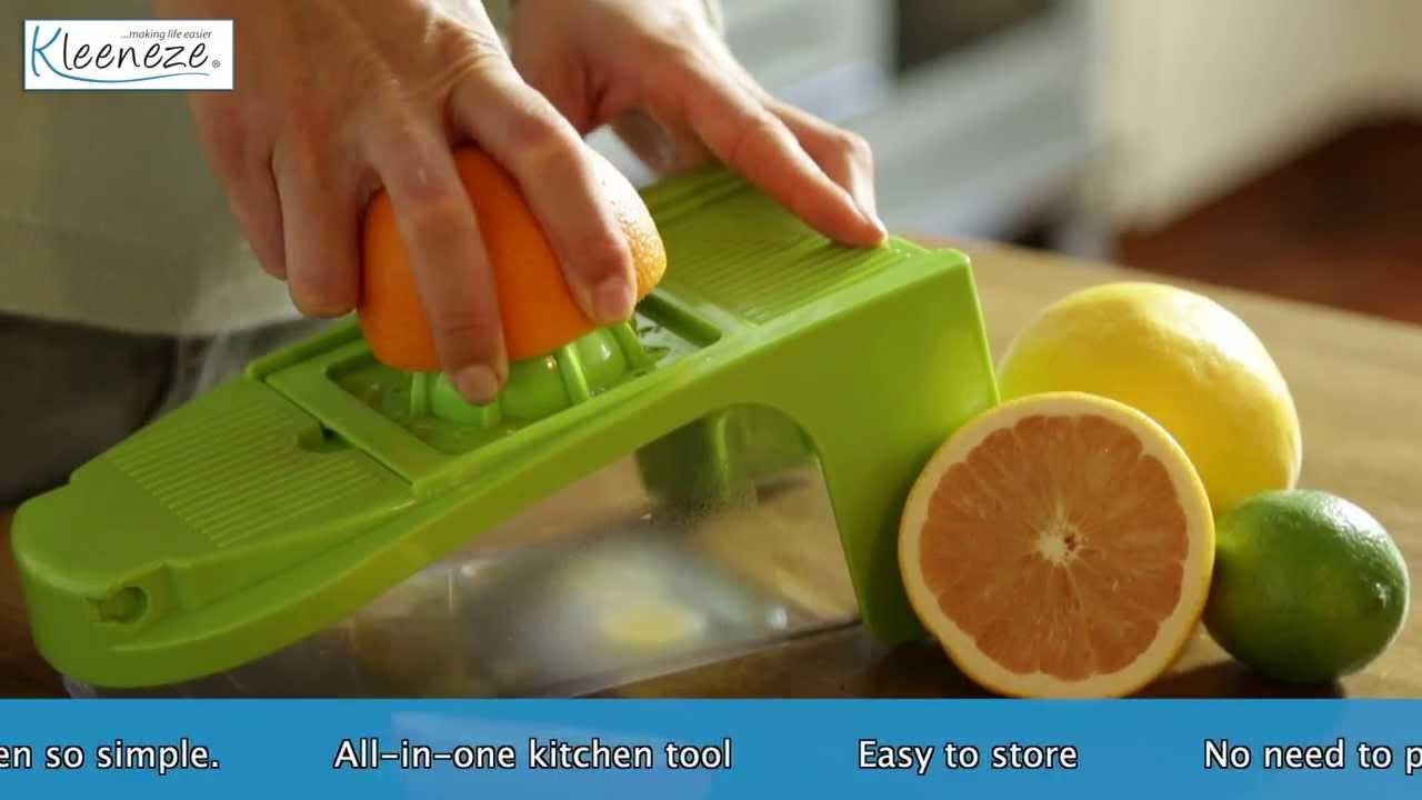 Kitchen genius shorter