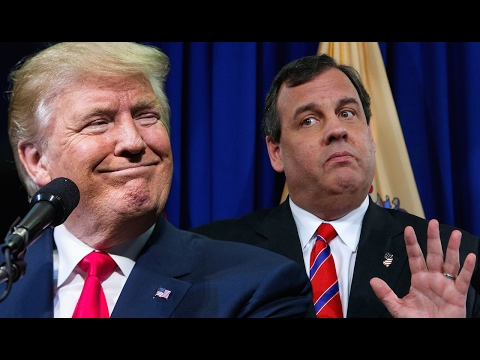 Trump Tells Chris Christie He's Having The Meatloaf