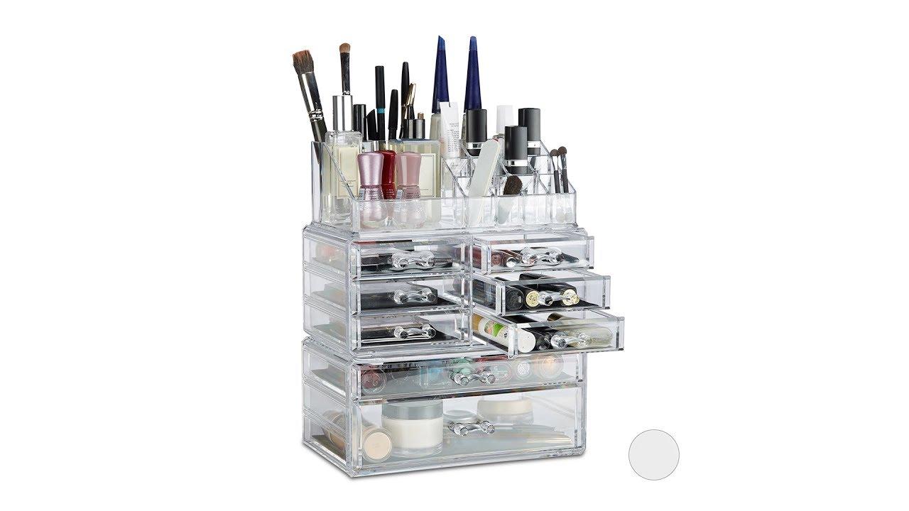 Kosmetik Organizer Kosmetikständer Lippenstift Halter Organizer