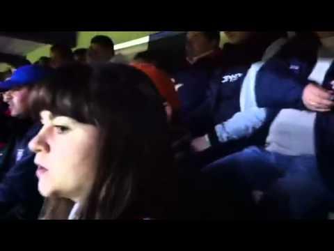 La Peña Caminero en el Calderón