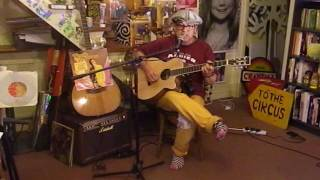 Charles Aznavour - Yesterday When I Was Young - Acoustic Cover - Danny McEvoy