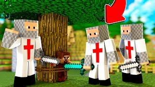 DÜŞMANLAR ARDA'YI ESİR ALDI! 😱 - Minecraft