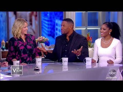 Michael Strahan, Sara Haines, And Keke Palmer Catch Up With The Co-Hosts | The View
