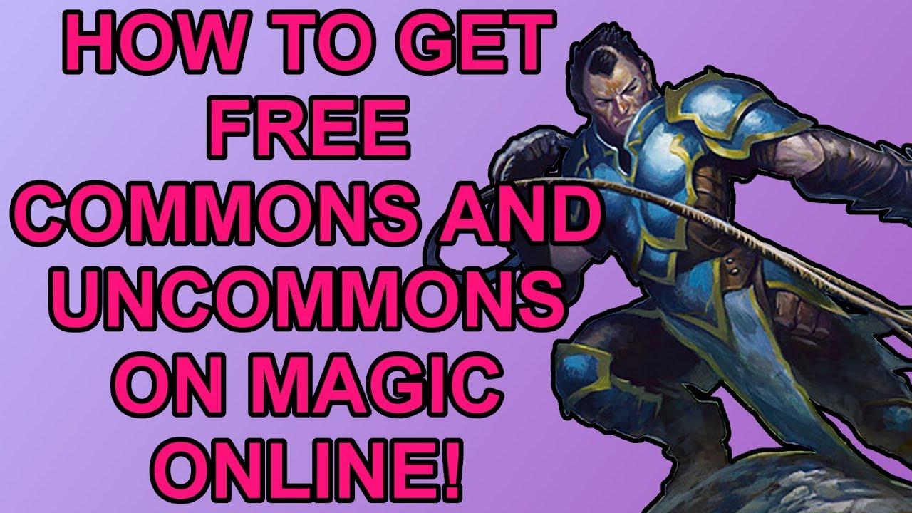 how to get free magic cards