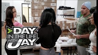 JAY CUTLER'S DAY IN THE LIFE-VEGAS LIFESTYLE