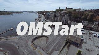OMSTart [Teaser 1] Graffiti på Slussen