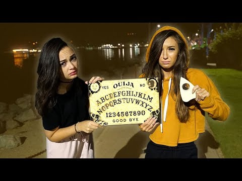OUIJA BOARD ON FRIDAY THE 13TH