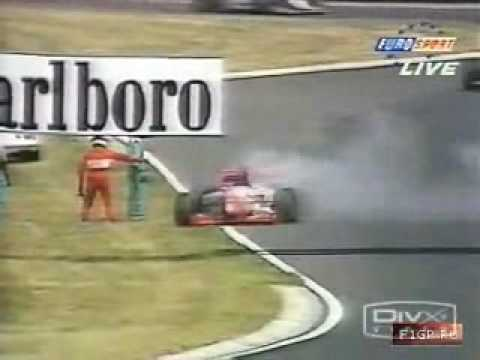 Taki Inoue Safety Car Accident
