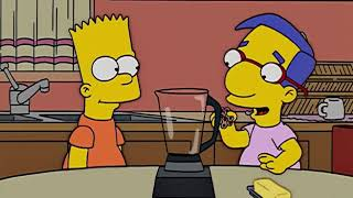 The Simpsons – The Bart of War – clip2