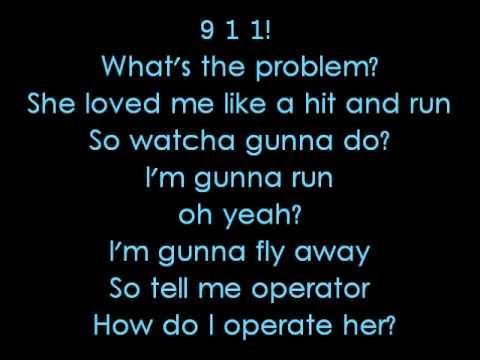 The Ready Set - Operator (lyrics)