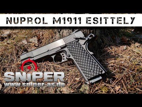 Nuprol M1911 gbb