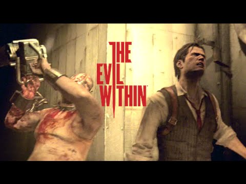 Dashiegames The evil within