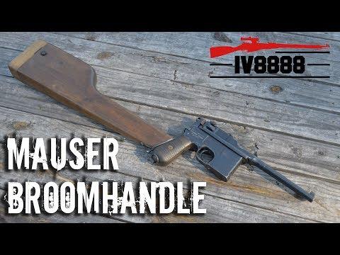 Mauser C96 Broomhandle