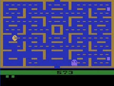 Pac-Man Atari 2600 Review