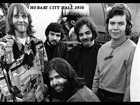 Canned Heat feat. Harvey Mandel - Hobart - 22 June 1976