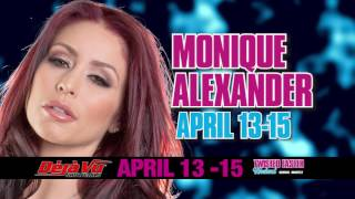 Deja Vu Showgirls Oklahoma City Presents Monique Alexander 4/13 - 4/15