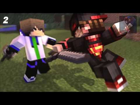 ✊ BRUTAL TOP 5 INTRO MINECRAFT ANIMATIONS || #095
