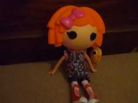 Lalaloopsy Sunny Side Up Review Youtube