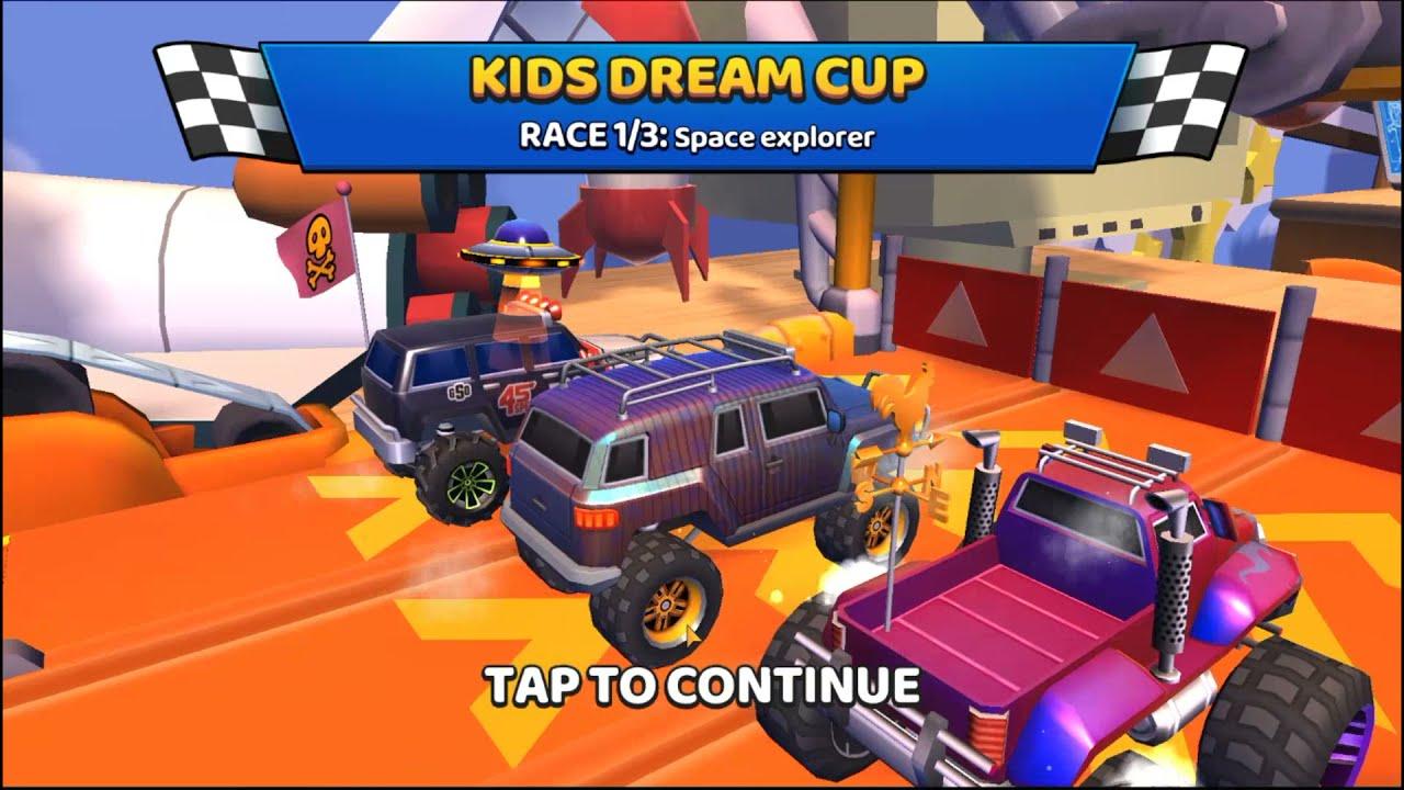 Nitro Jump Racing GAMEPLAY | android & ios | LEVEL FREE - YouTube