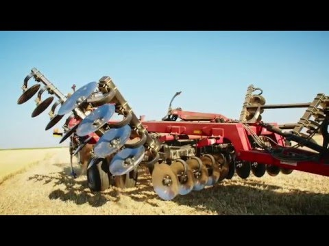 Case IH: Out In The Field - Romania