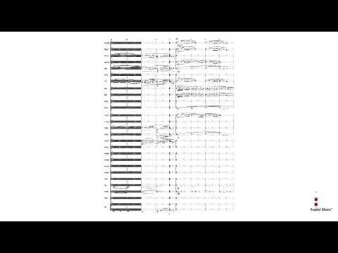 Pavane pour une Infante Défunte – for Solo trombone and Wind Orchestra – arr. Johan de Meij