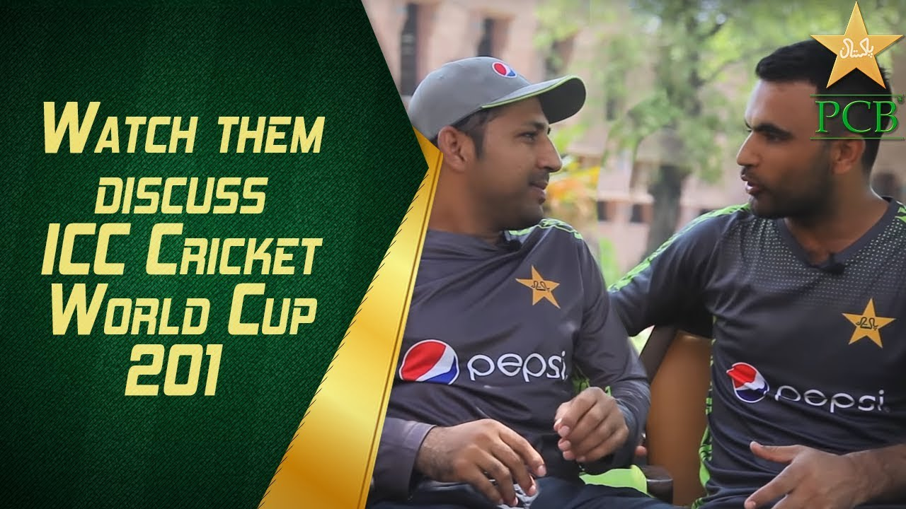 Watch them discuss ICC Cricket World Cup 2019 and reminisce over Champions Trophy '17